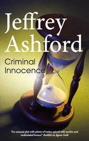 CRIMINAL INNOCENCE by Jeffrey Ashford