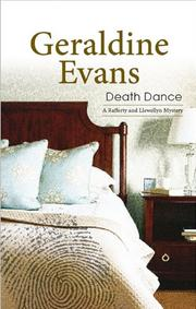 Book Cover for DEATH DANCE