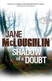 SHADOW OF A DOUBT by Jane McLoughlin