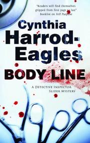 BODY LINE by Cynthia Harrod-Eagles