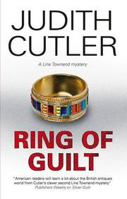 RING OF GUILT by Judith Cutler