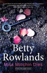 MISS MINCHIN DIES by Betty Rowlands