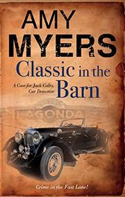 CLASSIC IN THE BARN by Amy Myers
