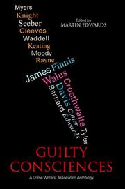 GUILTY CONSCIENCES by Martin Edwards