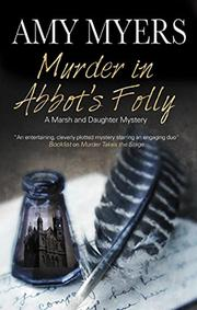 MURDER IN ABBOT'S FOLLY by Amy Myers