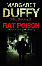 Book Cover for RAT POISON