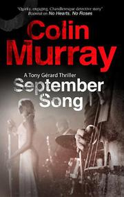 Book Cover for SEPTEMBER SONG