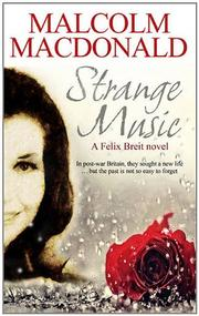 STRANGE MUSIC by Malcolm Macdonald
