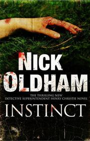 Cover art for INSTINCT