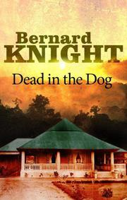 Book Cover for DEAD IN THE DOG