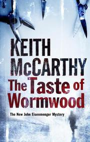 Book Cover for THE TASTE OF WORMWOOD