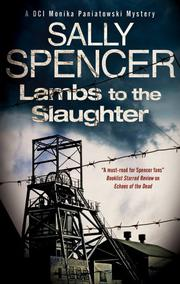 Book Cover for LAMBS TO THE SLAUGHTER