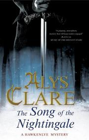 THE SONG OF THE NIGHTINGALE by Alys Clare