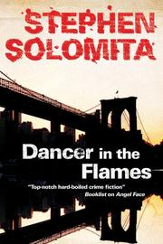 Cover art for DANCER IN THE FLAMES