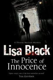 THE PRICE OF INNOCENCE by Lisa Black