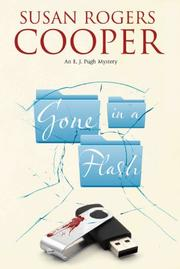 GONE IN A FLASH by Susan Rogers Cooper