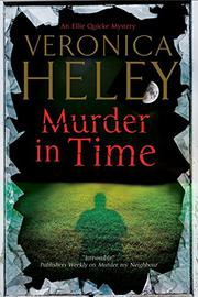 MURDER IN TIME by Veronica Heley
