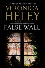 FALSE WALL by Veronica Heley