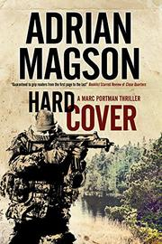 HARD COVER by Adrian Magson