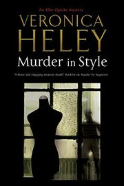 MURDER IN STYLE by Veronica Heley