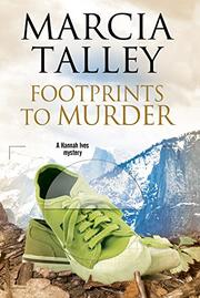 FOOTPRINTS TO MURDER by Marcia Talley