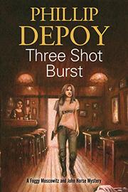 THREE SHOT BURST by Phillip DePoy