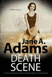 DEATH SCENE by Jane A. Adams