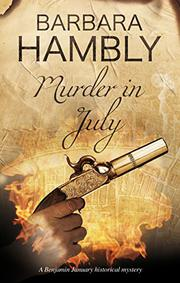 MURDER IN JULY by Barbara Hambly