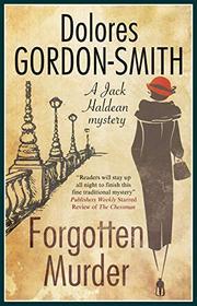 FORGOTTEN MURDER  by Dolores Gordon-Smith