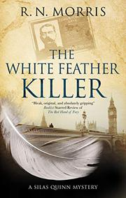 THE WHITE FEATHER KILLER by R.N. Morris