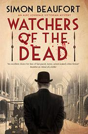 WATCHERS OF THE DEAD  by Simon Beaufort