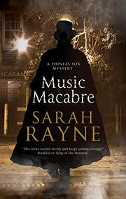 MUSIC MACABRE  by Sarah Rayne