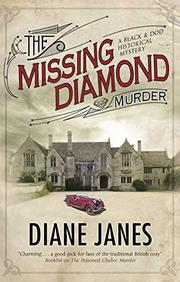 THE MISSING DIAMOND MURDER by Diane Janes