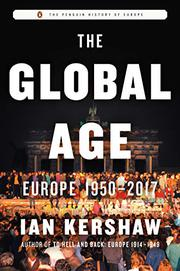 THE GLOBAL AGE by Ian Kershaw