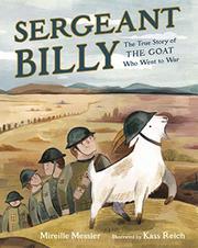 SERGEANT BILLY by Mireille Messier