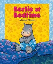 Cover art for BERTIE AT BEDTIME