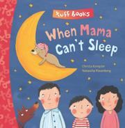 WHEN MAMA CAN'T SLEEP by Christa Kempter