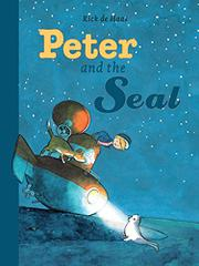 Book Cover for PETER AND THE SEAL