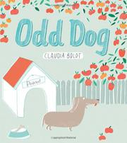 Cover art for ODD DOG