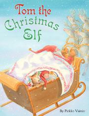 Book Cover for TOM THE CHRISTMAS ELF