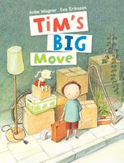 Cover art for TIM'S BIG MOVE