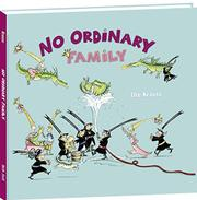 NO ORDINARY FAMILY by Ute Krause