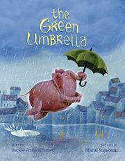 THE GREEN UMBRELLA by Jackie Azúa Kramer