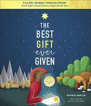 THE BEST GIFT EVER GIVEN by Ronnie Martin