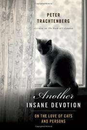 ANOTHER INSANE DEVOTION by Peter Trachtenberg
