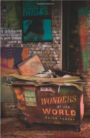 Cover art for WONDERS OF THE WORLD