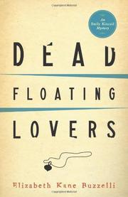 DEAD FLOATING LOVERS by Elizabeth Kane Buzzelli