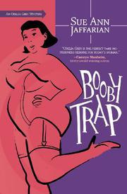 BOOBY TRAP by Sue Ann Jaffarian