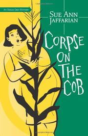 CORPSE ON THE COB by Sue Ann Jaffarian