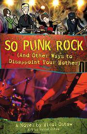 Book Cover for SO PUNK ROCK